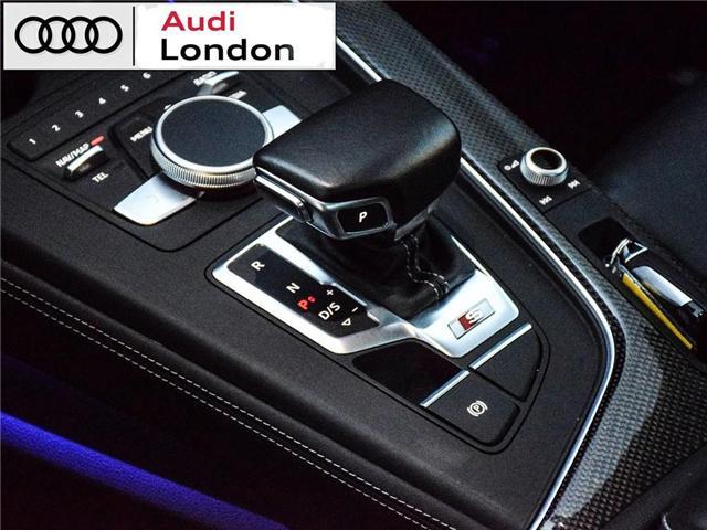2018 Audi S5 3.0T Technik (Stk: 400399A) in London - Image 12 of 26