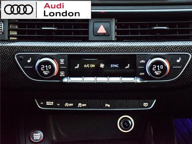 2018 Audi S5 3.0T Technik (Stk: 400399A) in London - Image 16 of 26
