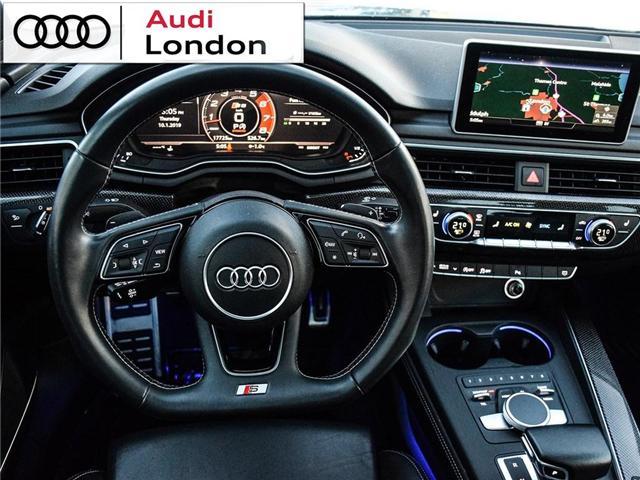 2018 Audi S5 3.0T Technik (Stk: 400399A) in London - Image 17 of 26