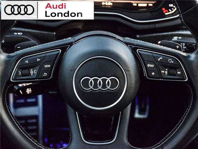 2018 Audi S5 3.0T Technik (Stk: 400399A) in London - Image 18 of 26