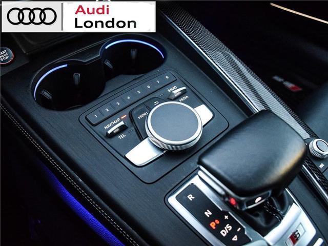 2018 Audi S5 3.0T Technik (Stk: 400399A) in London - Image 22 of 26