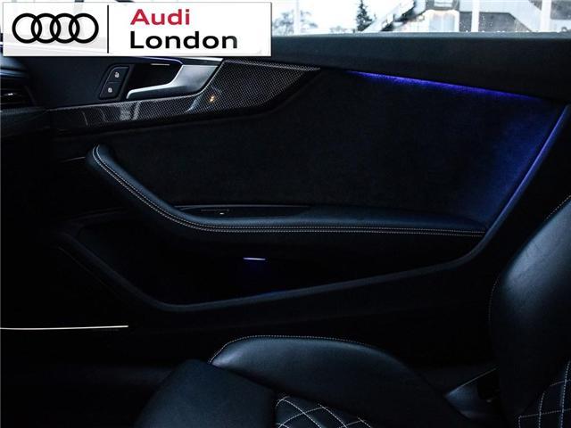 2018 Audi S5 3.0T Technik (Stk: 400399A) in London - Image 23 of 26