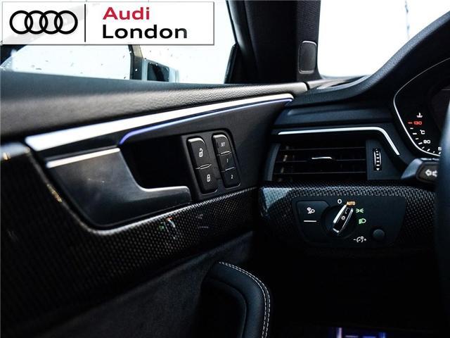 2018 Audi S5 3.0T Technik (Stk: 400399A) in London - Image 24 of 26