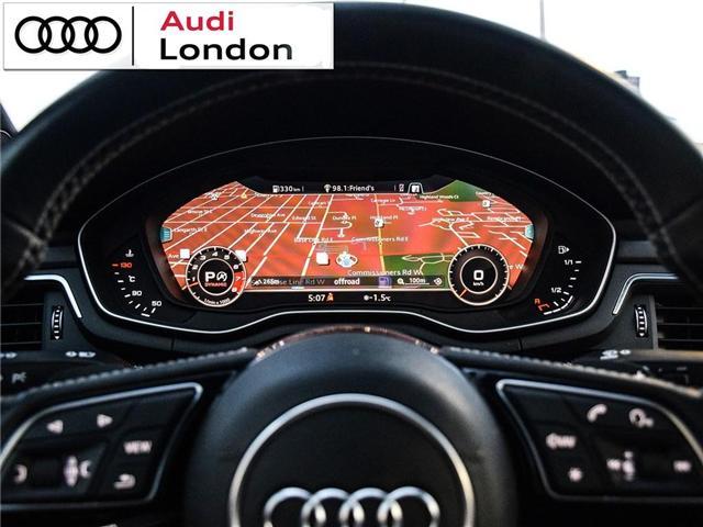 2018 Audi S5 3.0T Technik (Stk: 400399A) in London - Image 25 of 26