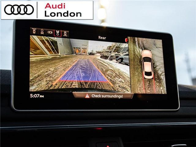 2018 Audi S5 3.0T Technik (Stk: 400399A) in London - Image 26 of 26