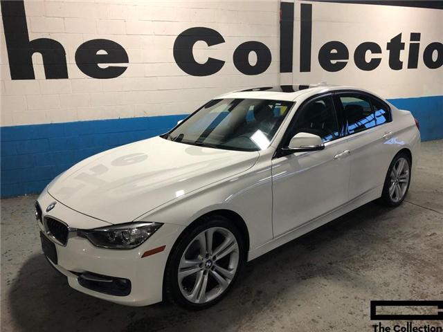 2014 BMW 328i xDrive (Stk: WBA3B3) in Toronto - Image 1 of 27