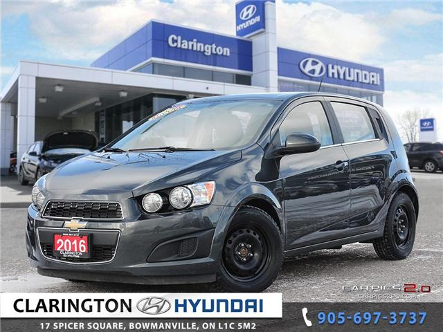 2016 Chevrolet Sonic LT Auto (Stk: 18838A) in Clarington - Image 1 of 27