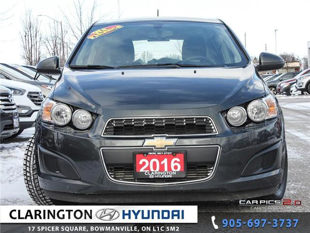2016 Chevrolet Sonic LT Auto (Stk: 18838A) in Clarington - Image 2 of 27