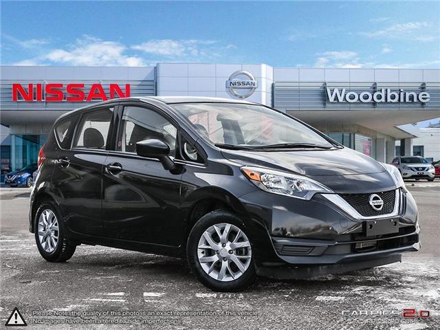 2017 Nissan Versa Note 1.6 SV (Stk: P7190) in Etobicoke - Image 1 of 20