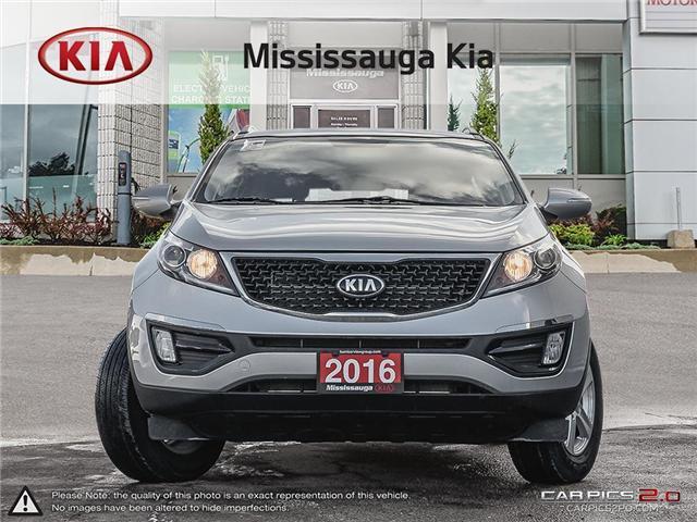 2016 Kia Sportage LX (Stk: 1473P) in Mississauga - Image 2 of 24