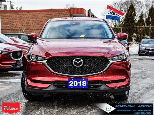 2018 Mazda CX-5 GS (Stk: N180269A) in Markham - Image 2 of 27