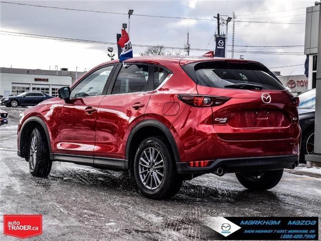 2018 Mazda CX-5 GS (Stk: N180269A) in Markham - Image 4 of 27