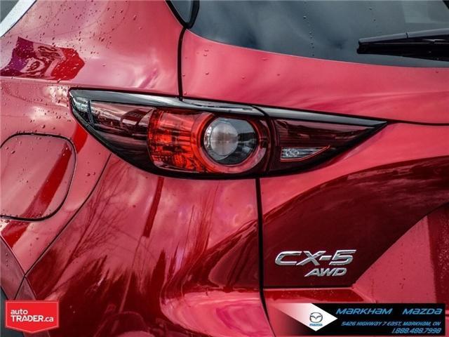 2018 Mazda CX-5 GS (Stk: N180269A) in Markham - Image 5 of 27