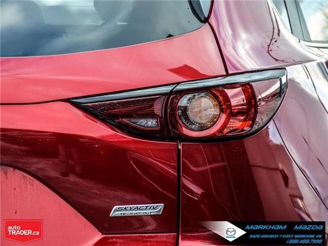 2018 Mazda CX-5 GS (Stk: N180269A) in Markham - Image 7 of 27