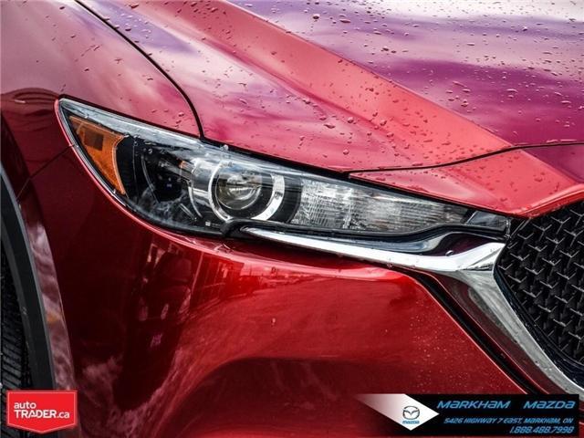 2018 Mazda CX-5 GS (Stk: N180269A) in Markham - Image 9 of 27