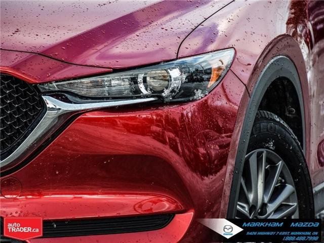 2018 Mazda CX-5 GS (Stk: N180269A) in Markham - Image 10 of 27