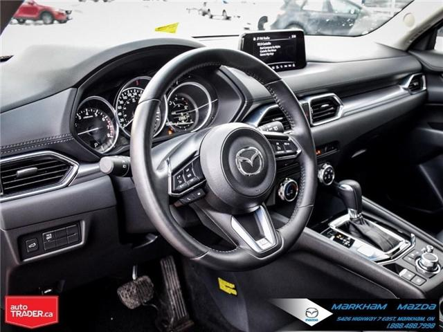 2018 Mazda CX-5 GS (Stk: N180269A) in Markham - Image 11 of 27
