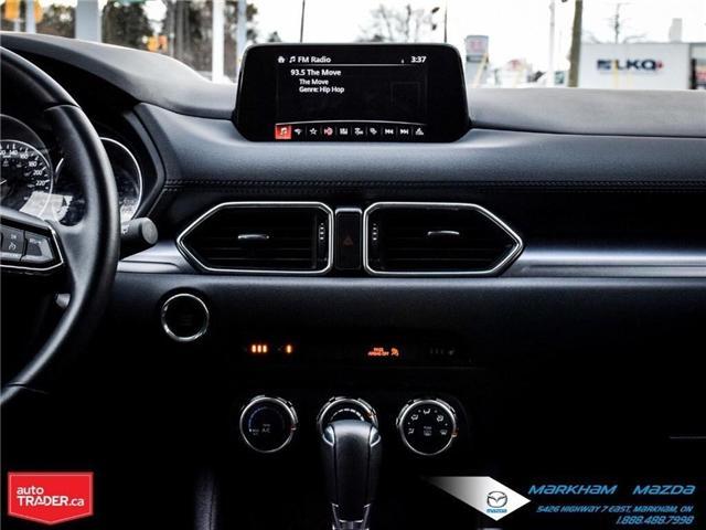 2018 Mazda CX-5 GS (Stk: N180269A) in Markham - Image 16 of 27
