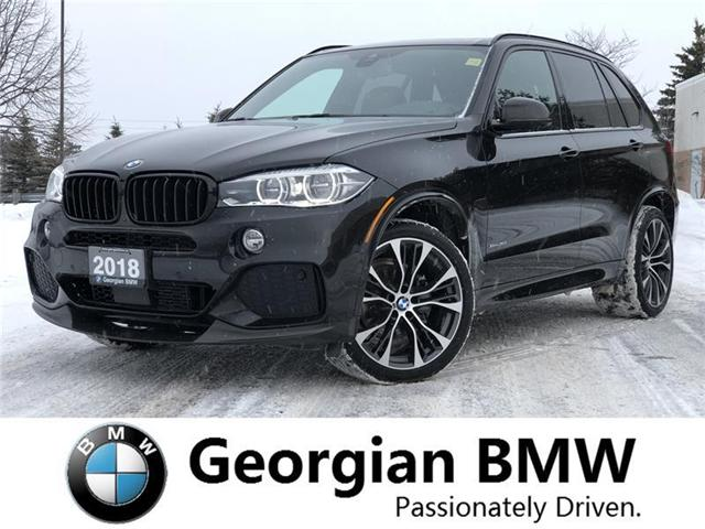 2018 BMW X5 xDrive35i (Stk: P1415) in Barrie - Image 1 of 21