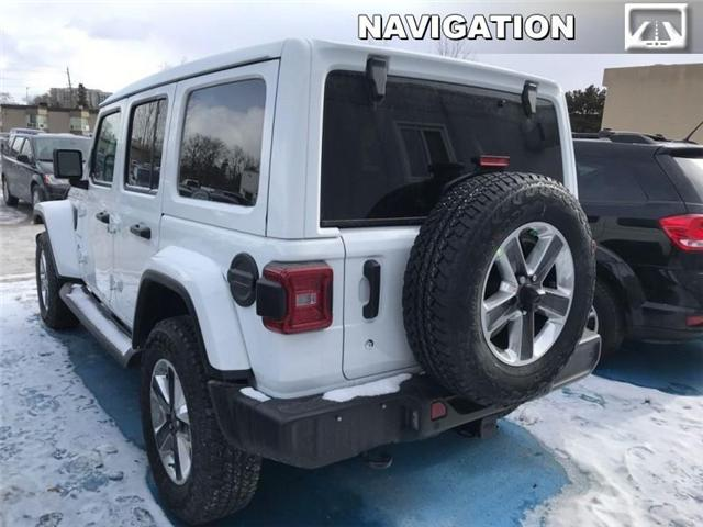 2019 Jeep Wrangler Unlimited Sahara (Stk: W18660) in Newmarket - Image 2 of 8