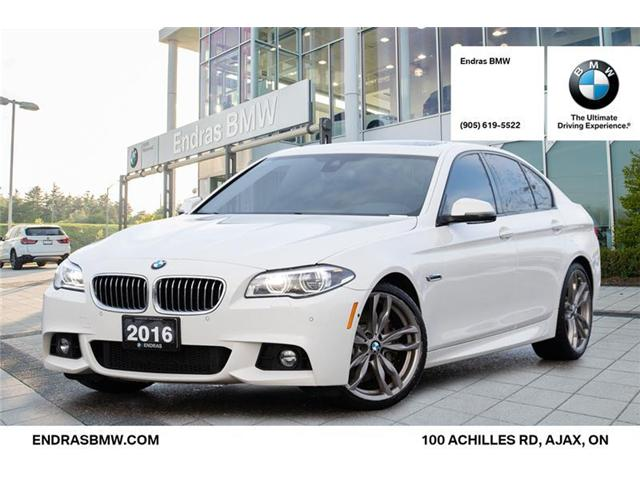 2016 BMW 535d xDrive (Stk: P5716) in Ajax - Image 1 of 22