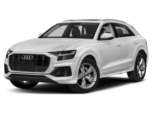 2019 Audi Q8 55 Progressiv (Stk: N5097) in Calgary - Image 1 of 9