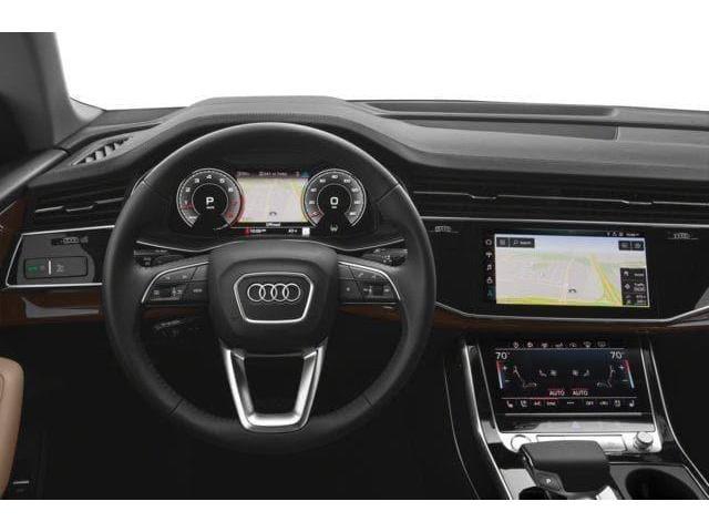 2019 Audi Q8 55 Progressiv (Stk: N5097) in Calgary - Image 4 of 9