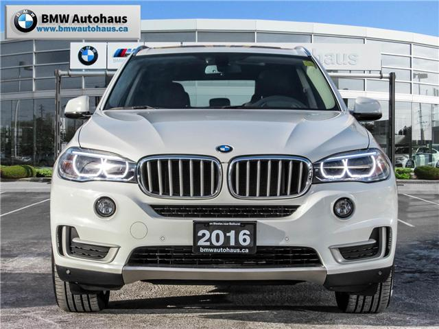 2016 BMW X5 xDrive35i (Stk: P8750) in Thornhill - Image 2 of 28