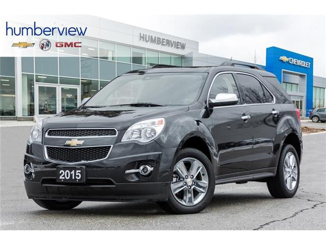 2015 Chevrolet Equinox 2LT (Stk: B9N002A) in Toronto - Image 1 of 20
