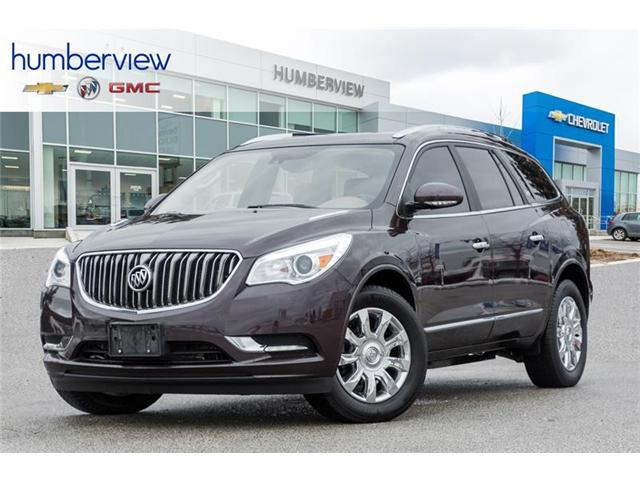 2016 Buick Enclave Premium (Stk: B9R018A) in Toronto - Image 1 of 21