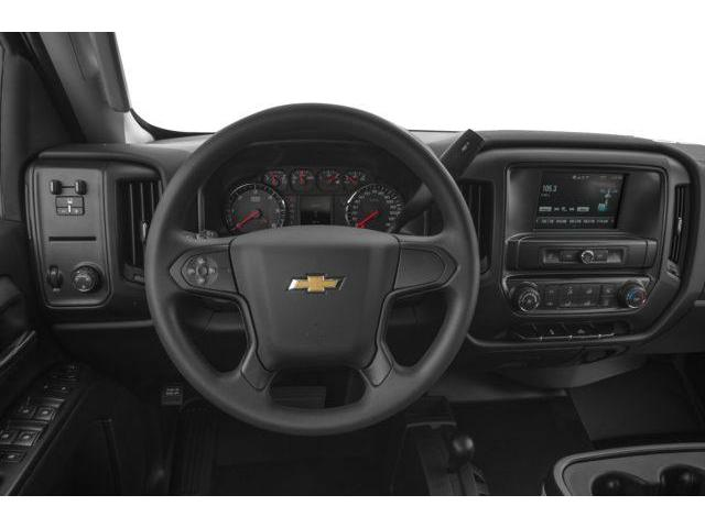 2019 Chevrolet Silverado 3500HD High Country (Stk: KF207607) in Mississauga - Image 4 of 9
