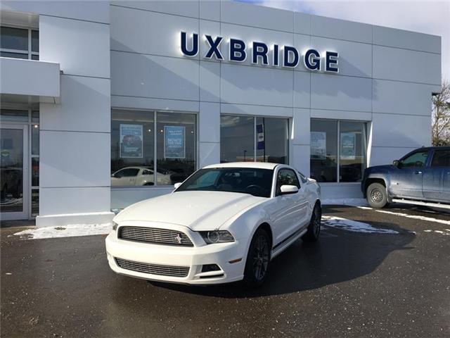 2013 Ford Mustang  (Stk: P1213) in Uxbridge - Image 1 of 9