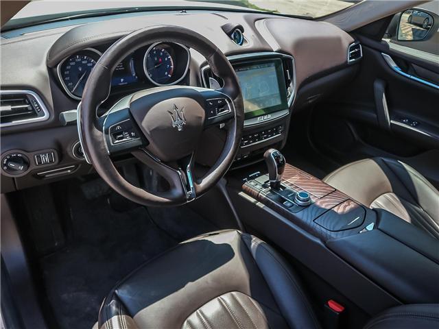 2017 Maserati Ghibli S Q4 (Stk: 1794MA SERVICE) in Vaughan - Image 9 of 25