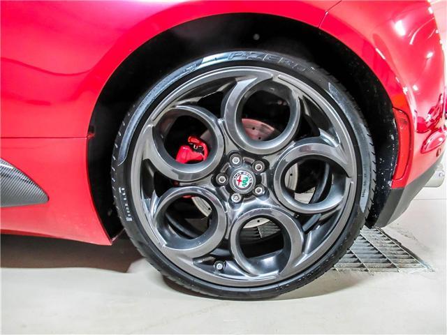 2018 Alfa Romeo 4C Spider Base (Stk: P63) in Vaughan - Image 16 of 22