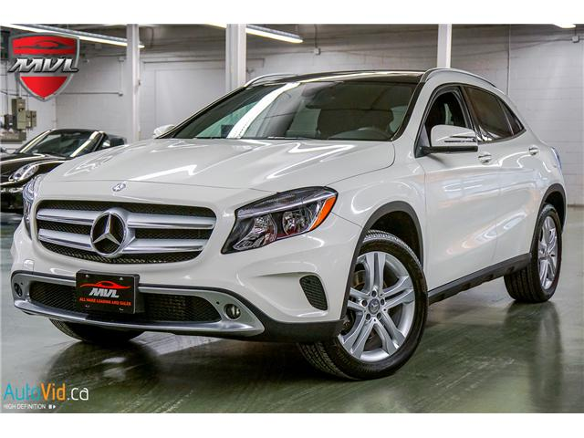 2016 Mercedes-Benz GLA-Class Base (Stk: ) in Oakville - Image 1 of 34