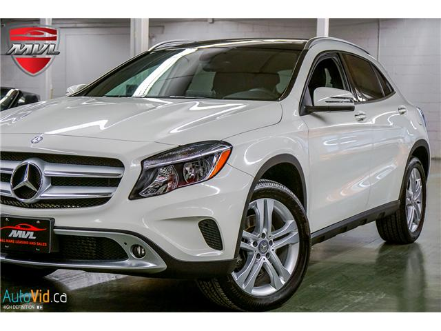 2016 Mercedes-Benz GLA-Class Base (Stk: ) in Oakville - Image 2 of 34