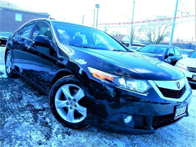 2009 Acura TSX Premium (Stk: JH4CU2) in Kitchener - Image 1 of 24