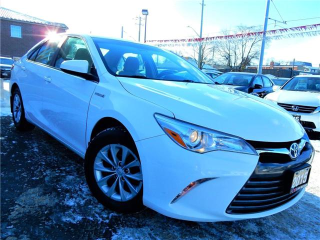 2015 Toyota Camry Hybrid LE (Stk: 4T1BD1) in Kitchener - Image 1 of 23