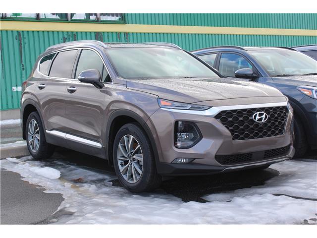 2019 Hyundai Santa Fe Luxury (Stk: 99594) in Saint John - Image 1 of 2