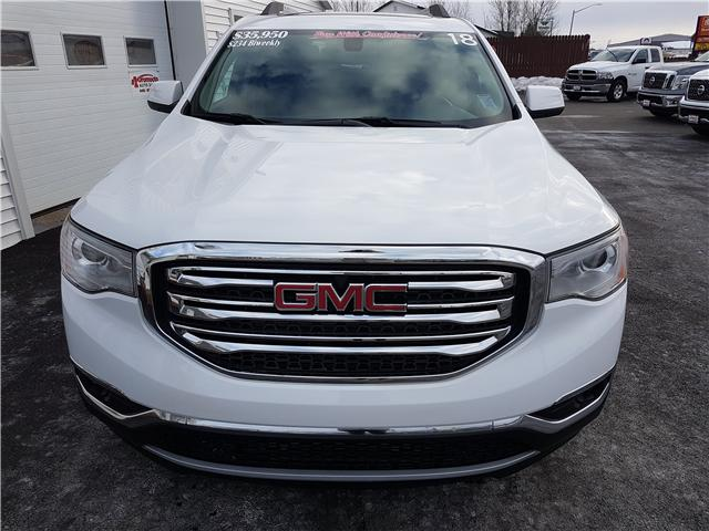 2018 GMC Acadia SLE-2 (Stk: 196) in Oromocto - Image 2 of 26