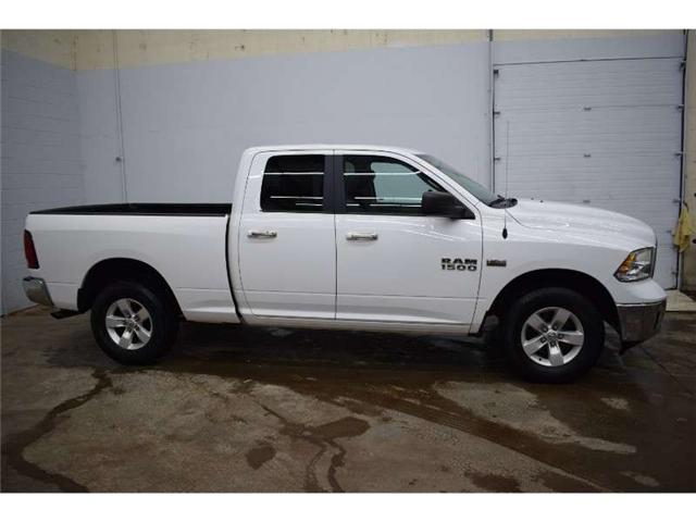 2017 RAM 1500 SLT 4X4 QUAD CAB - BACKUP CAM * TOUCH SCREEN  (Stk: B3085) in Cornwall - Image 1 of 30