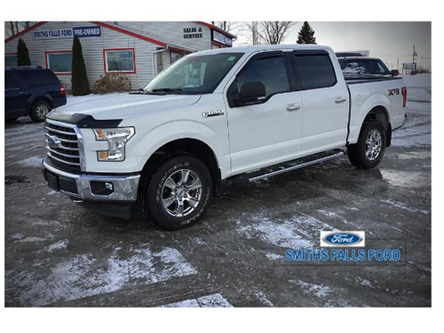 2017 Ford F-150 XLT (Stk: 18713A) in Smiths Falls - Image 1 of 1