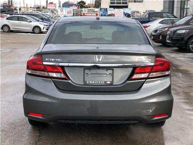 2013 Honda Civic Touring (Stk: SF125) in North York - Image 4 of 21