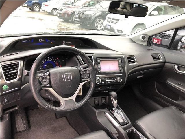 2013 Honda Civic Touring (Stk: SF125) in North York - Image 13 of 21