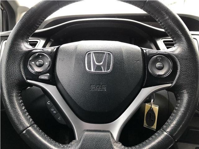 2013 Honda Civic Touring (Stk: SF125) in North York - Image 16 of 21