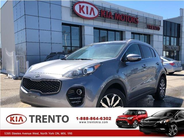 2017 Kia Sportage EX (Stk: U208) in North York - Image 1 of 18