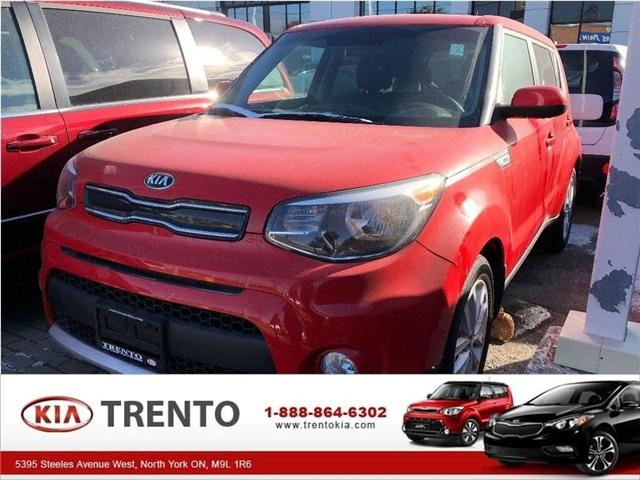2018 Kia Soul - (Stk: 7912A) in North York - Image 1 of 16