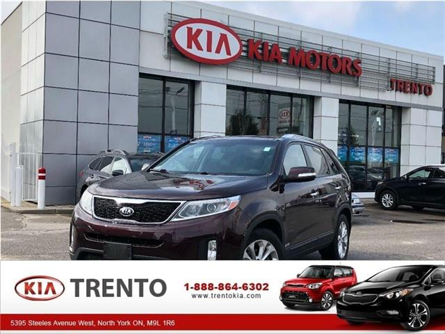 2015 Kia Sorento EX V6 (Stk: 7829A) in North York - Image 1 of 14