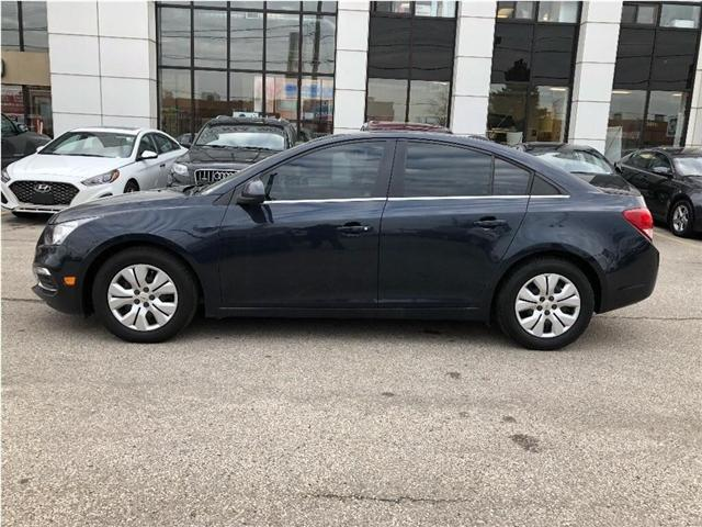 2016 Chevrolet Cruze Limited 1LT (Stk: U265) in North York - Image 2 of 21