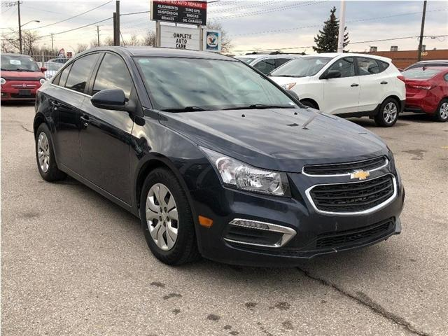 2016 Chevrolet Cruze Limited 1LT (Stk: U265) in North York - Image 7 of 21